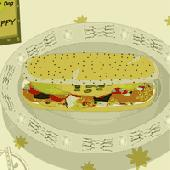 Cooking Game- Cook Chicago Hot Dog Screenshot