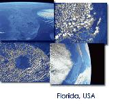 Earth from Space - Florida Screen Saver Screenshot