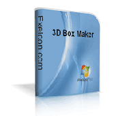 ExeIcon.com 3D Box Maker Trial Version Screenshot