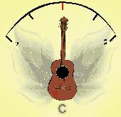 Fairy Guitar Tuner Screenshot