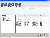 Floppy data recovery tool Screenshot