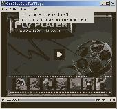 FLV Player os 1.0.0.1 Screenshot