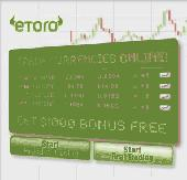 Forex trading eToro Screenshot