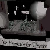 Framsticks Theater for Linux Screenshot