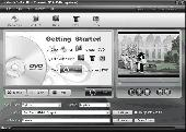 Screenshot of free Nidesoft DVD to iPod Converter