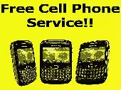 Free Cell Phone Service Screenshot
