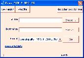 Free PCM 2 MP3 SE Screenshot