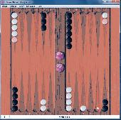 FreeSweetGames Backgammon Screenshot