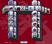 Gate Mahjong Solitaire Screenshot