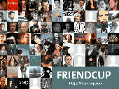 Screenshot of Gift Cups & Gift Mugs - Friendcup Screensaver