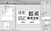 Screenshot of iBarcoder, Mac Barcode Generator