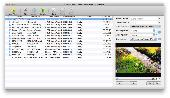 iFunia iPhone Video Converter for Mac Screenshot