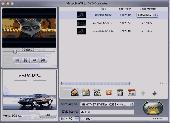 iMacsoft AVI to DVD Converter for Mac Screenshot