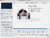 Screenshot of iMacsoft DVD to iPod Converter for Mac