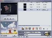 iMacsoft DivX to DVD Converter for Mac Screenshot