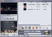iMacsoft MPEG to DVD Converter for Mac Screenshot
