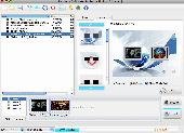 Screenshot of iMoviesoft DVD Maker for Mac