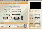 iMoviesoft Video to AVI Converter for Mac Screenshot