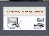 iPod Recovery Software for Windows Screenshot