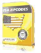 IGEOCODE US ZIP Codes Gold Edition Screenshot