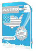 IGEOCODE US ZIP Codes Premium Edition Screenshot