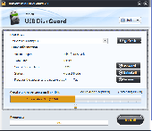 imlSoft USB Disk Guard Screenshot