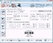 Industrial Barcode Fonts Screenshot