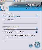 iSkysoft DVD Copy for Mac Screenshot