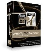 jpeg To pdf Converter command line Screenshot