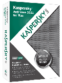 Kaspersky Anti-Virus for Mac Screenshot