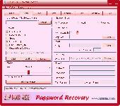 kllabs ZIP RAR ACE Password Recovery Screenshot