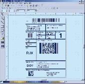 Label Flow Barcode Software Screenshot