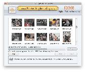 Macintosh Photo Recovery Screenshot