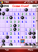 Manbolo Minesweeper Screenshot