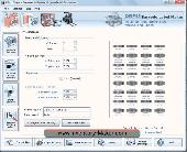 Manufacturing Warehousing Barcode Maker Screenshot