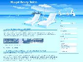 Maqui Berry Juice Screenshot