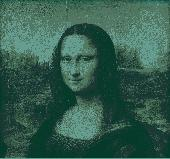 Mona Lisa Puzzle Screenshot