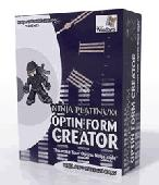 Ninja Platinum Optin Form Creator Screenshot