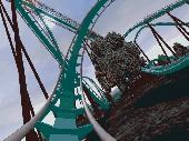 NoLimits Rollercoaster Simulation Screenshot