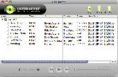 NoteBurner Mac M4P to MP3 Converter Screenshot