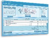 OK-Cal Weight Loss Software 4.3 Screenshot