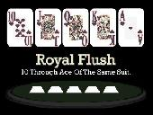 Online Poker Games - Play Poker Tutorial Screenshot
