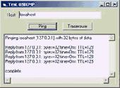 OstroSoft ICMP Component Screenshot
