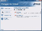 Paragon Go Virtual (64-bit) Screenshot