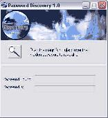 Password Discovery Screenshot