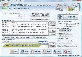 PC to SMS Software Screenshot