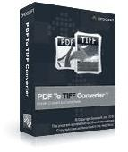 pdf to tiff Converter Screenshot