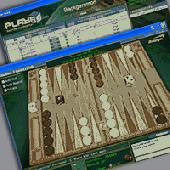 Play65 Internet Backgammon Screenshot
