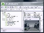 R-UNDELETE File Recovery Screenshot