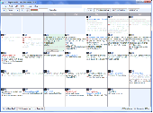 Runningman Software Calendar Screenshot